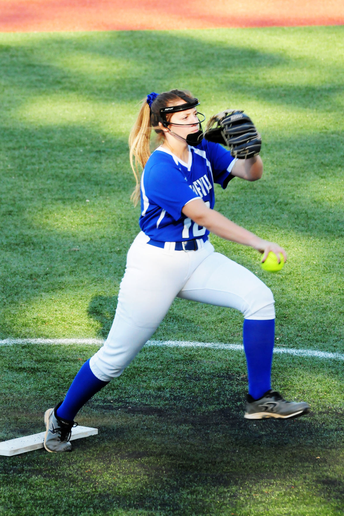 Mooresville-Hickory Ridge softball 2
