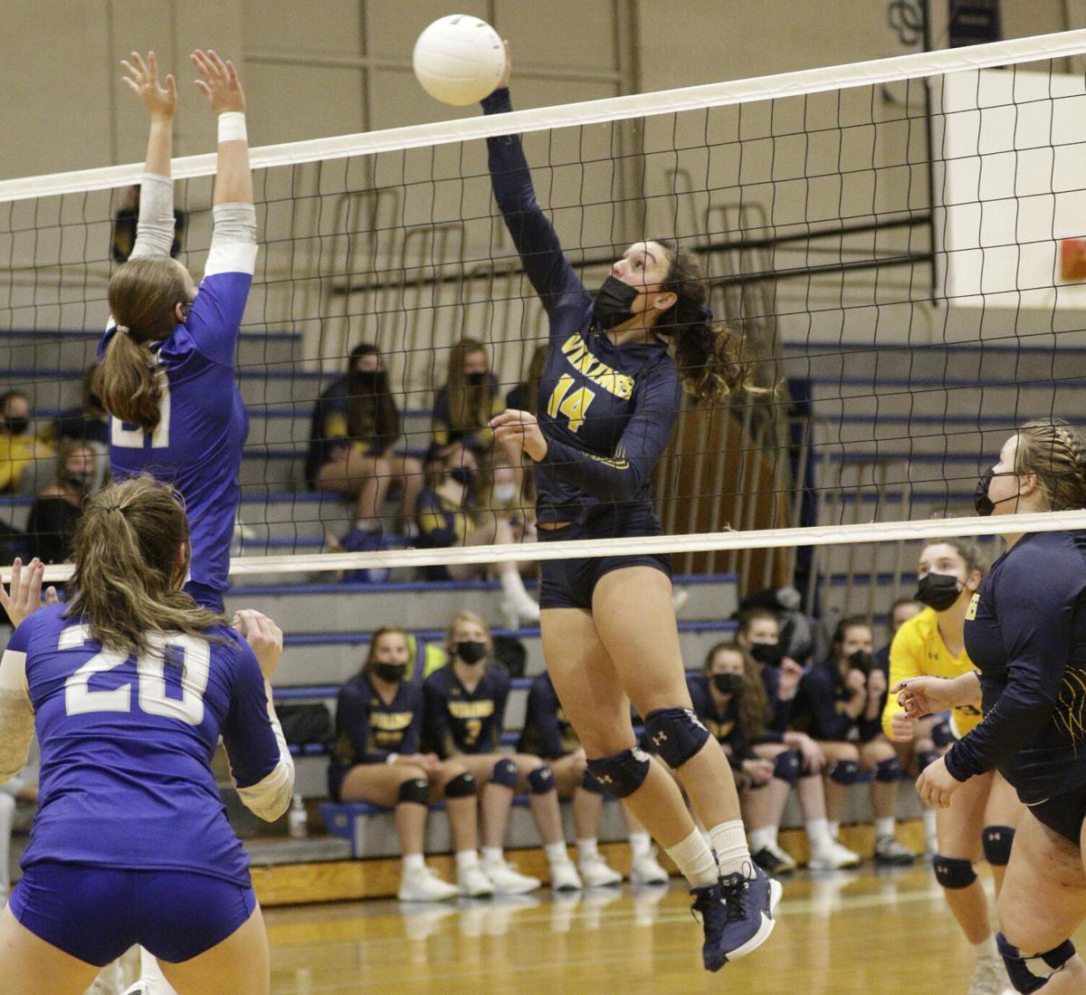 South Iredell-Statesville volleyball 1