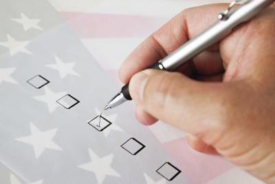 Generic voting ballot