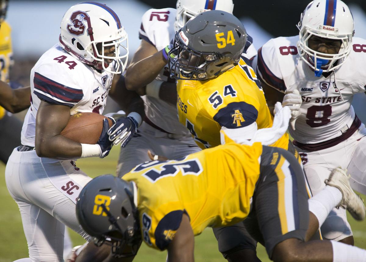 N.C. A&T and South Carolina State football (copy)