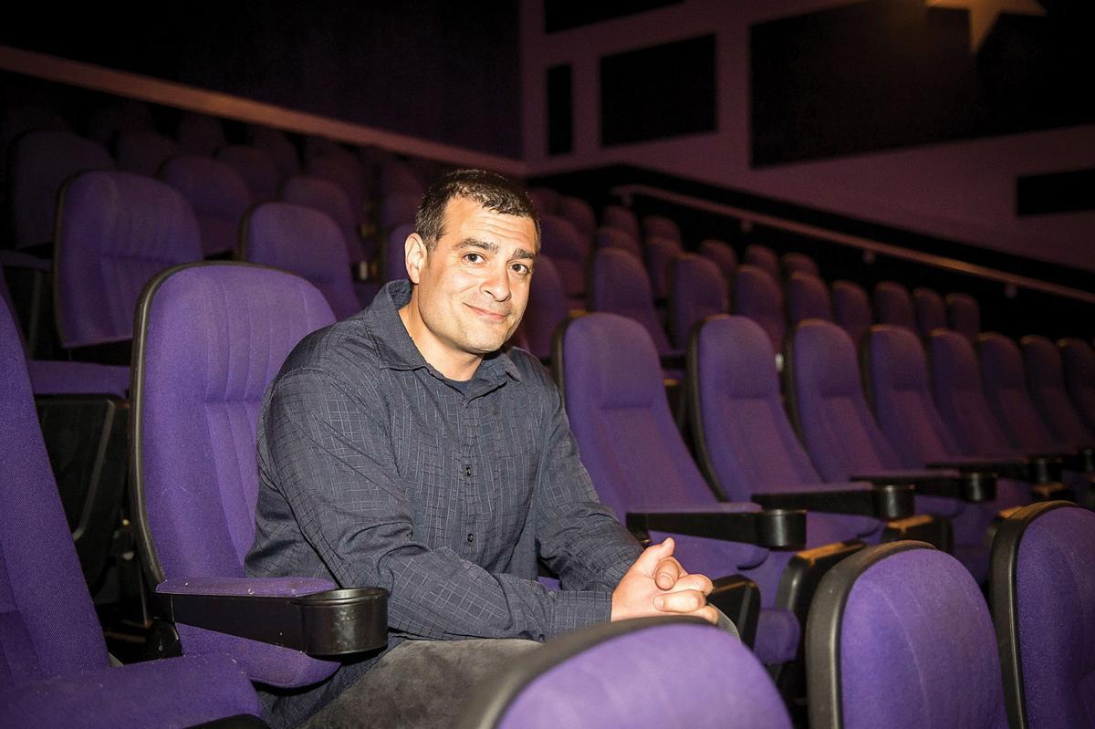 Filmmaker draws on West Virginia upbringing in film set to