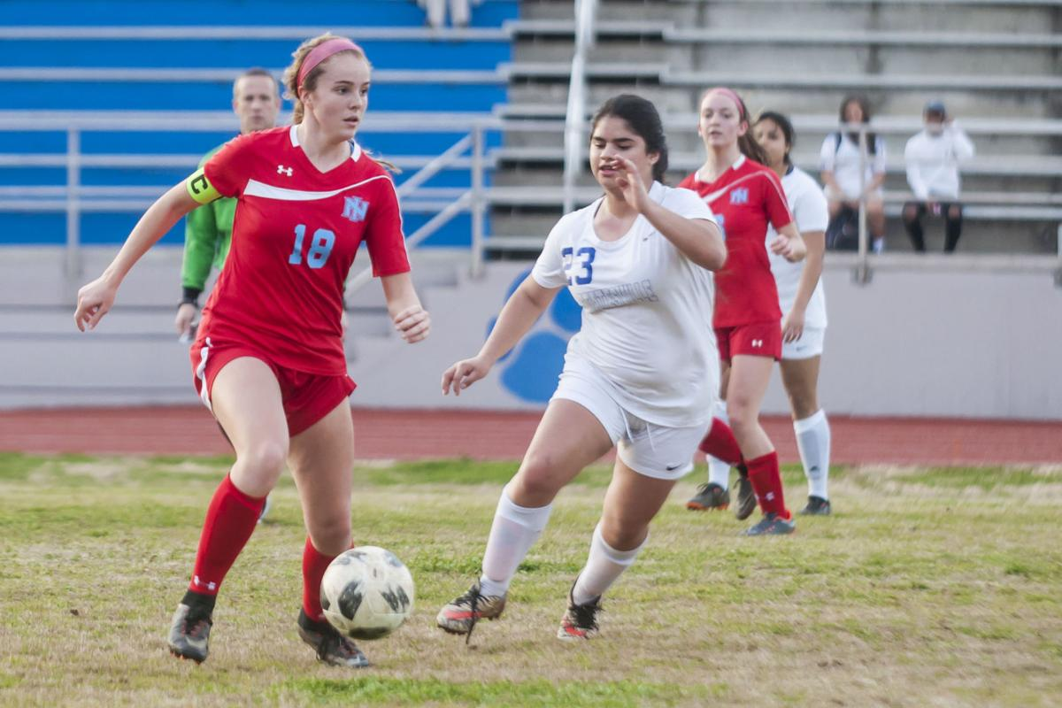 High School Soccer North Iredell Tops Statesville In Npc Play