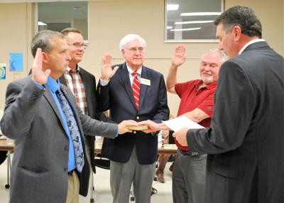 ISS Board swear in.jpg