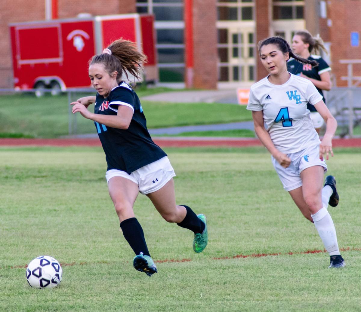 North Iredell-West Rowan girls soccer 2