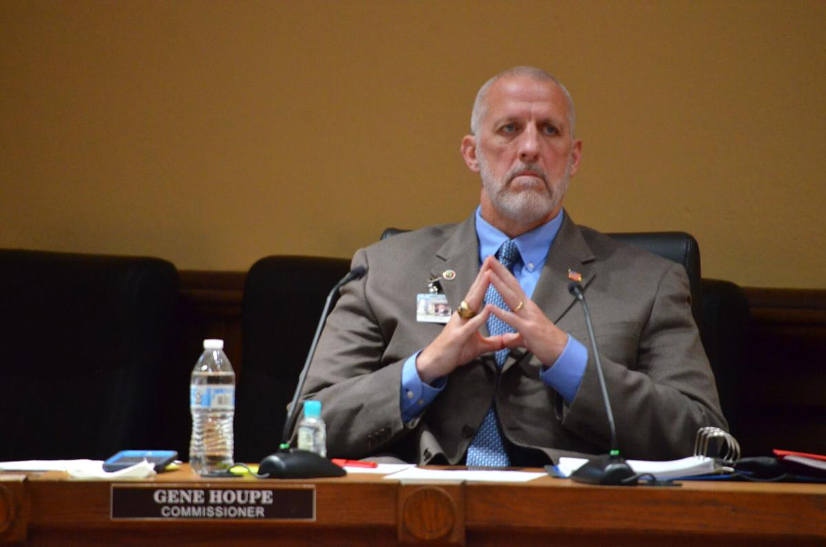 Gene Houpe of the Iredell County Commision