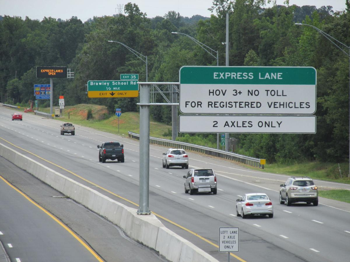 I-77 to utilize shoulders as lanes to keep traffic moving