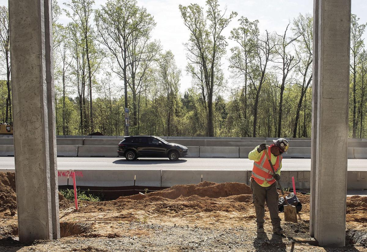 8 Things to know about the Interstate 77 toll lanes project