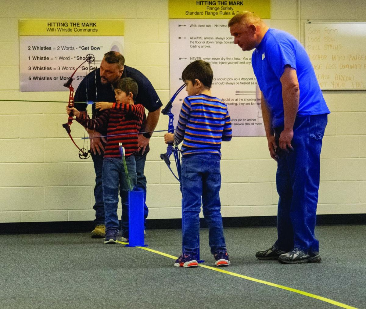 PHOTOS: His Pins Ministry archery | Featured Galleries