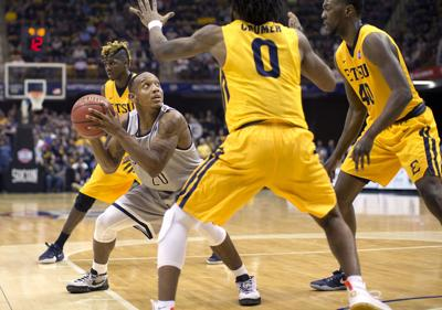 East Tennessee State 79, UNCG 74