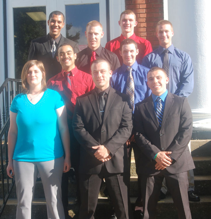 Fire Academy Blet Students Earn Certifications News Statesville