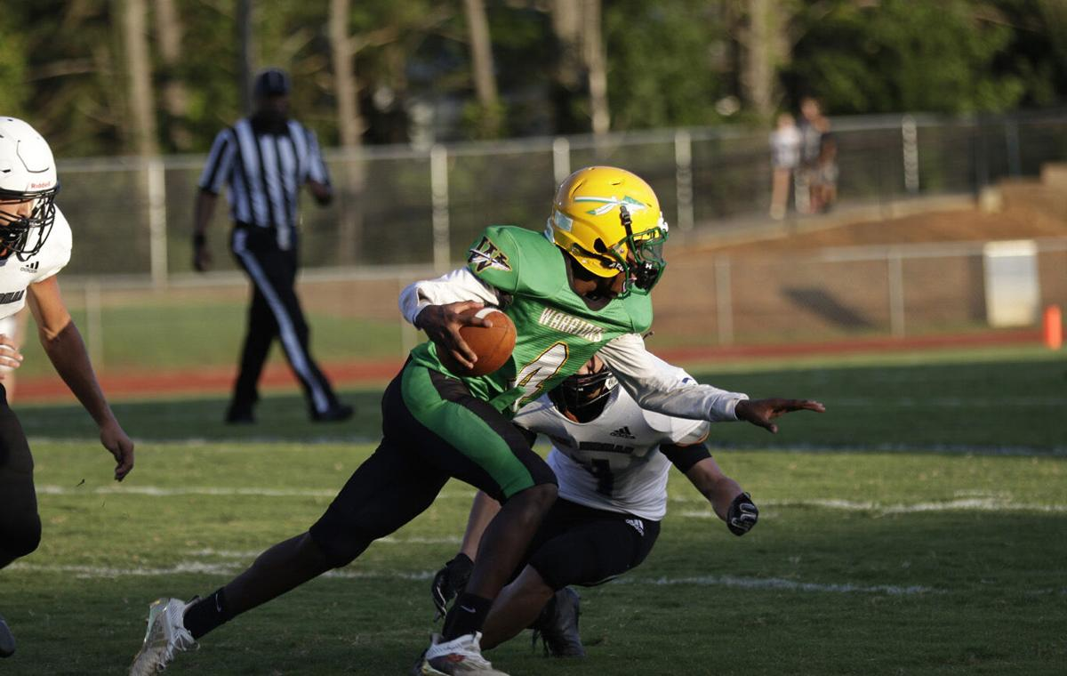 West Iredell football