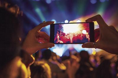 music concert generic