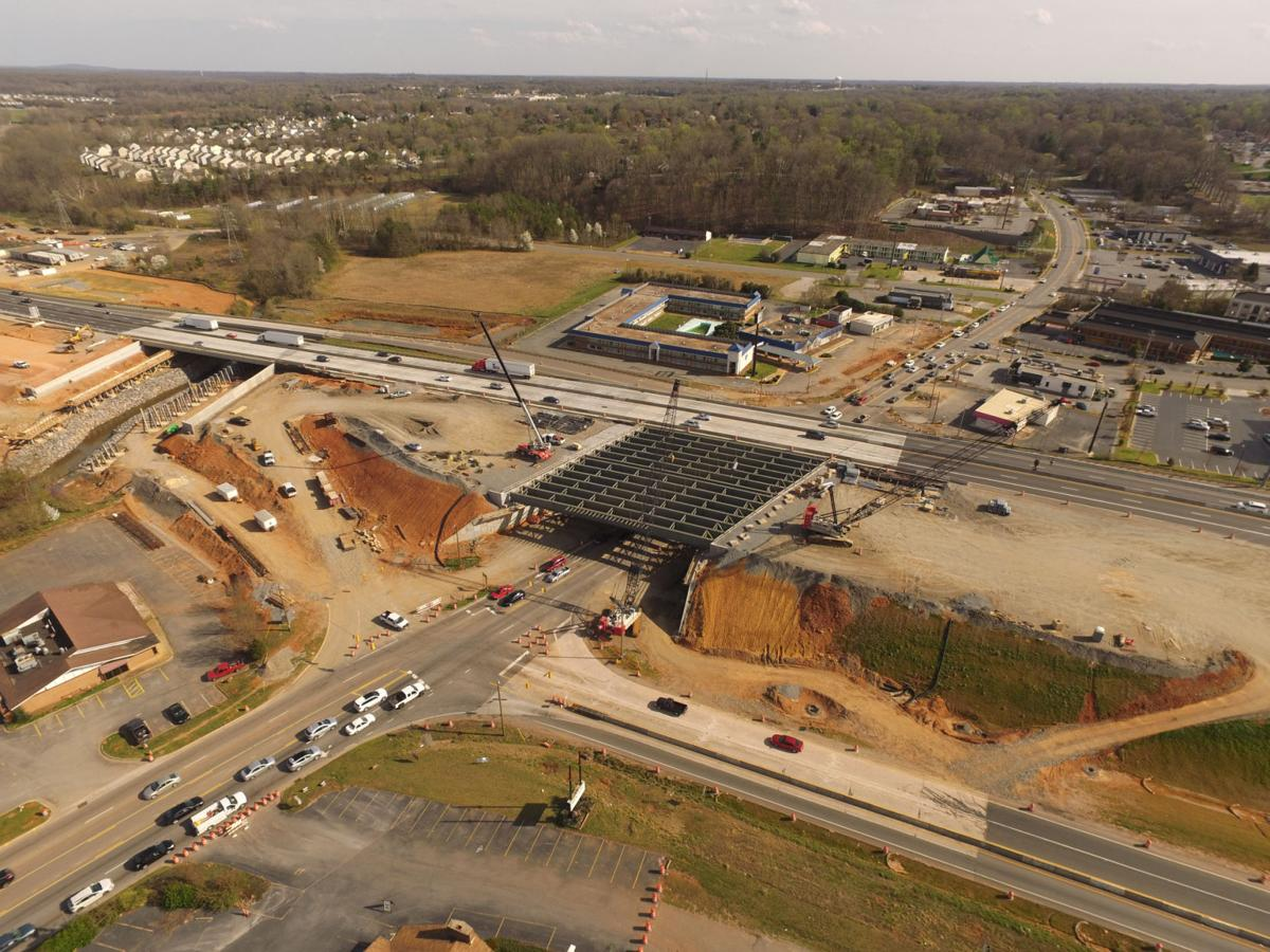 Work ramping up on interstate project in Statesville | News