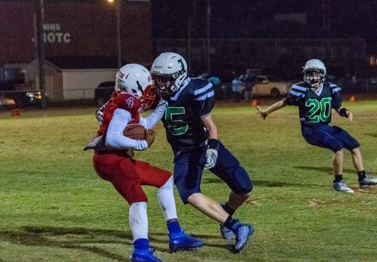 I-SS middle school football championship 2