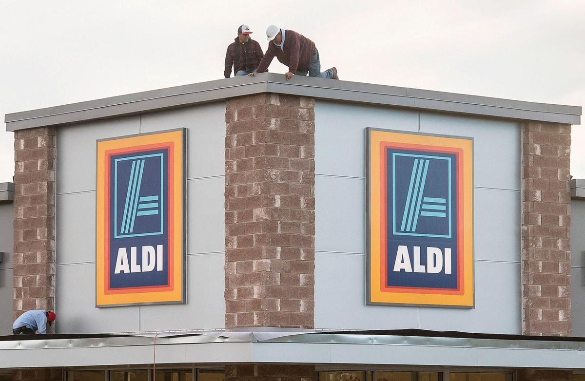 aldi to reopen thursday in statesville news. Black Bedroom Furniture Sets. Home Design Ideas