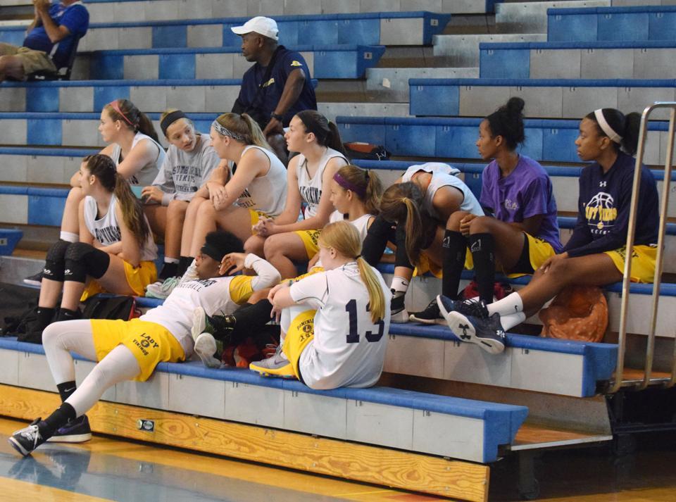 "Coydog Nh: Statesville High School ""Lady Greyhounds Team Camp"" 6-21"