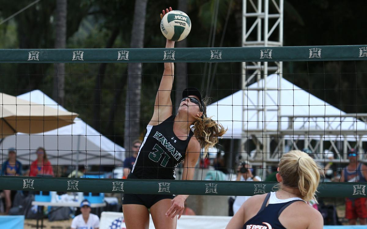 College Beach Volleyball Scoles Transferring To Southern Cal College Statesville Com
