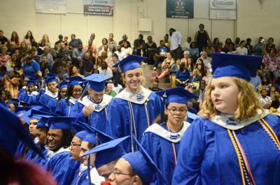SHS graduation 2019