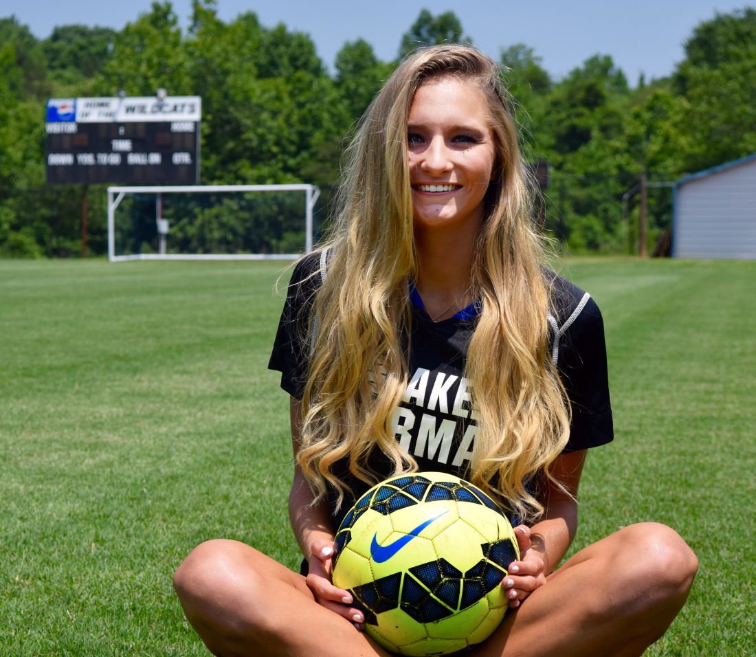 all county girls soccer couch shows she s best on the pitch in