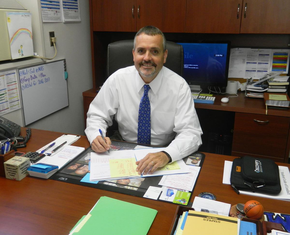 New Mooresville Superintendent Sees Bright Future