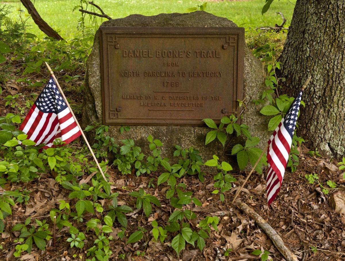 Daniel Boone: Man vs. Myth | News | statesville.com
