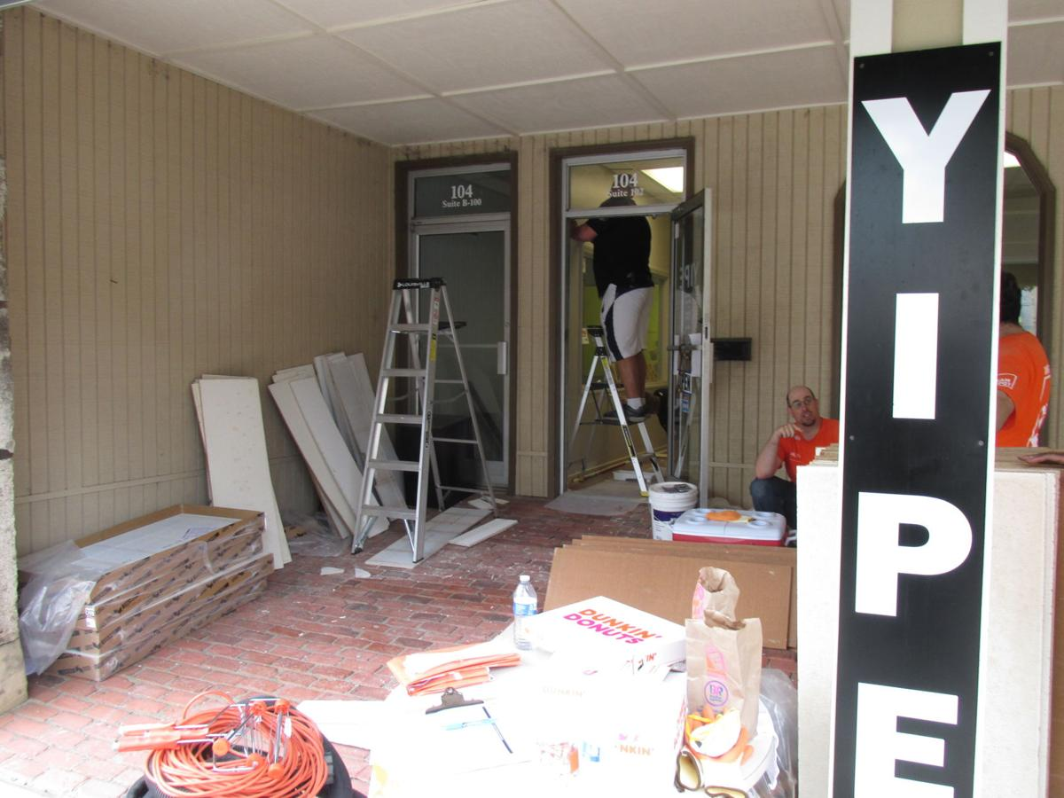 Home Depot Grant Helps Local Non Profit Enhance Office Local News Statesville Com