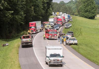 Suspect arrested in fatal Iredell motorcycle crash   News