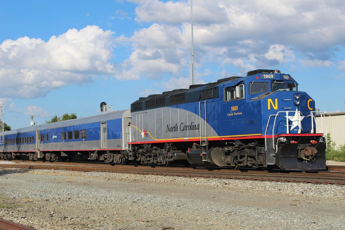 N C  plans shift to train powered by hydrogen fuel cells