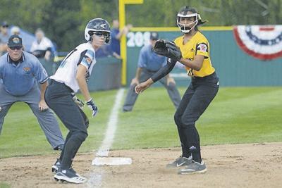 Mooresville players help Rowan reach Little League Softball