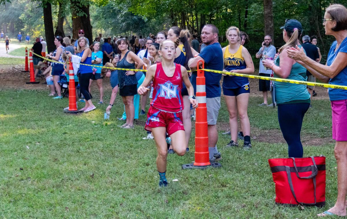 Iredell County XC championships 1