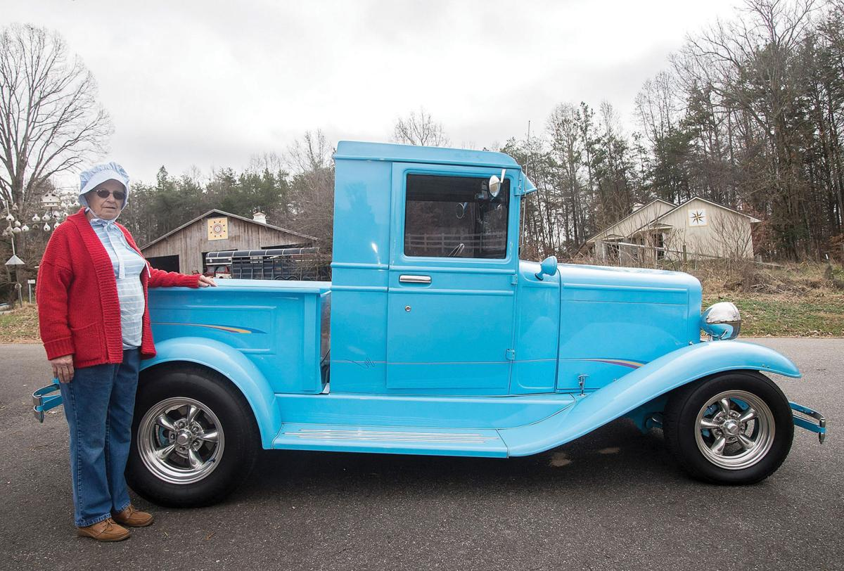 MY CLASSIC CAR Phyllis Moorefields 30 Chevy truck  Galleries