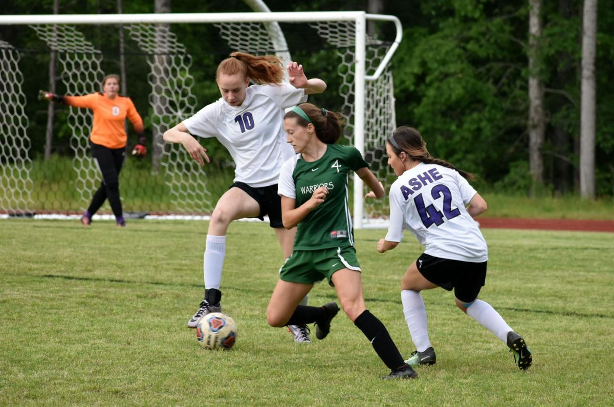 West Iredell-Ashe County soccer 1