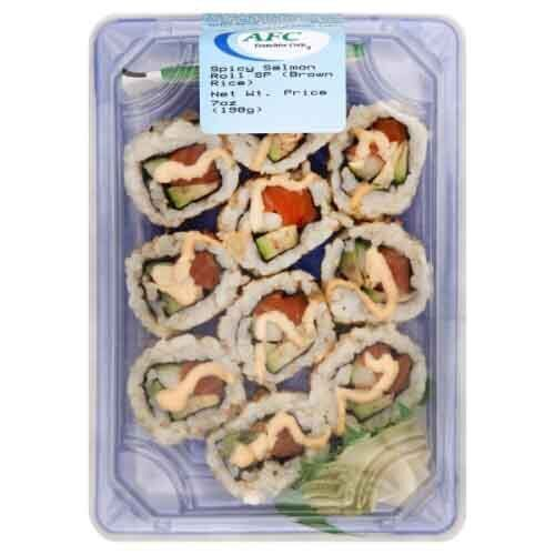 Harris-Teeter sushi