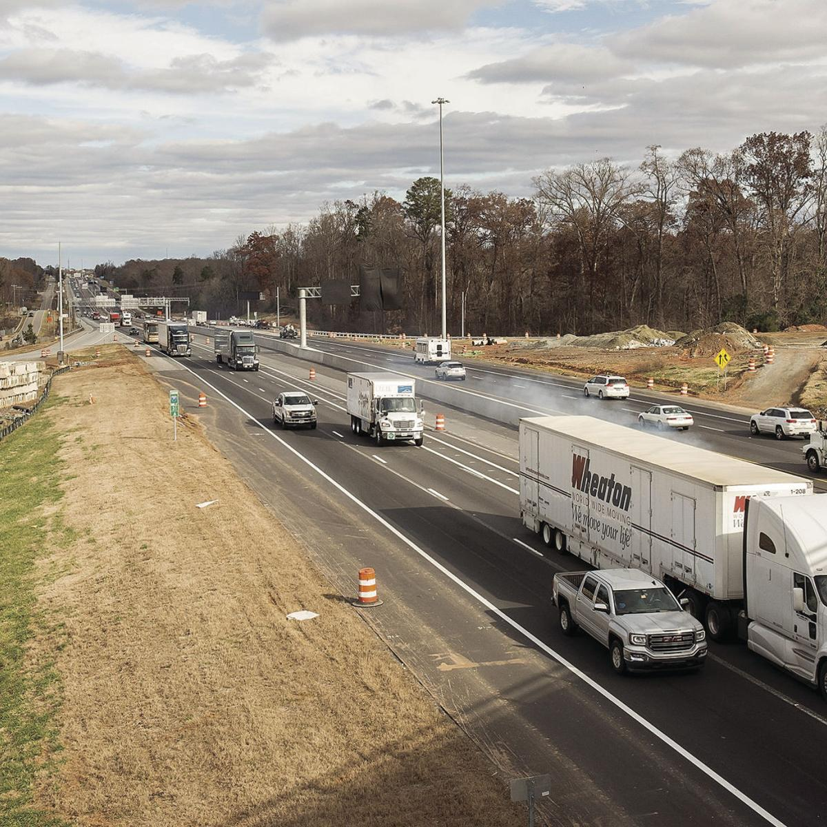 5 things to know about the I-77 toll lanes | Local News