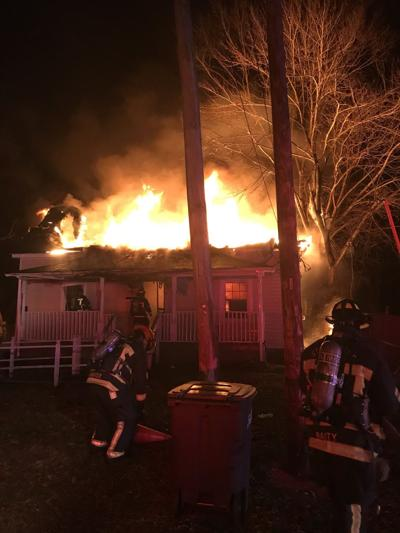 Fires severely damage two Iredell homes | News | statesville com