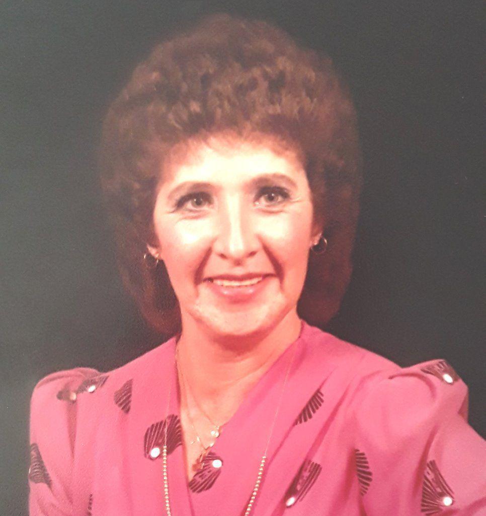 Anderson, Odell Bernice Bradley