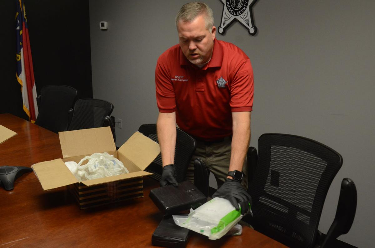 Evidence arrest Campbell