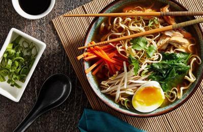 Recipe of the Day: Chicken Ramen
