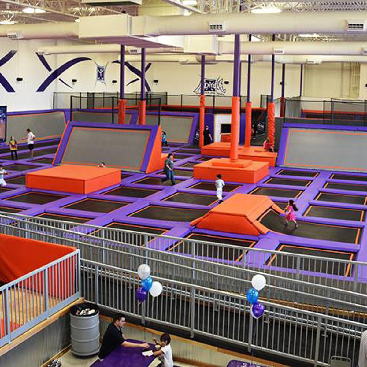 Trampoline Park Planned In Empty Mooresville Big Box Site State