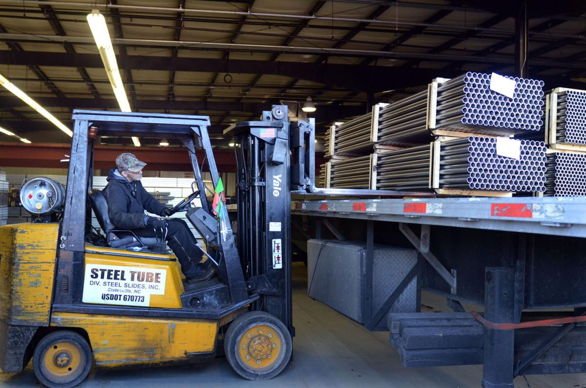 Steel Tube Inc  to expand, add 50 jobs in Statesville | News