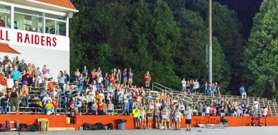 North Iredell fans