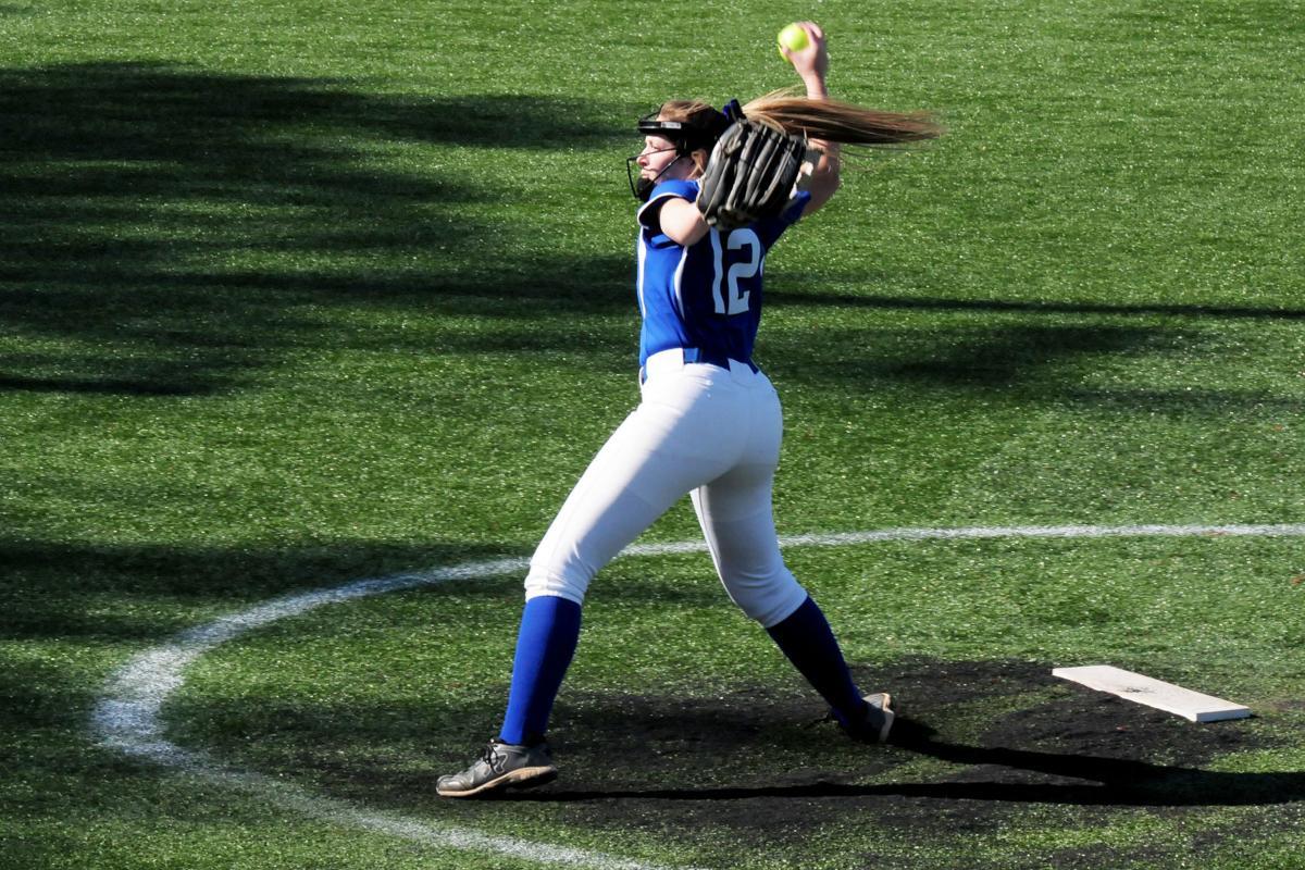 Mooresville-Olympic softball