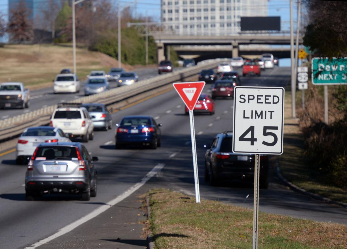 Months of lane closures start this month on, near Business