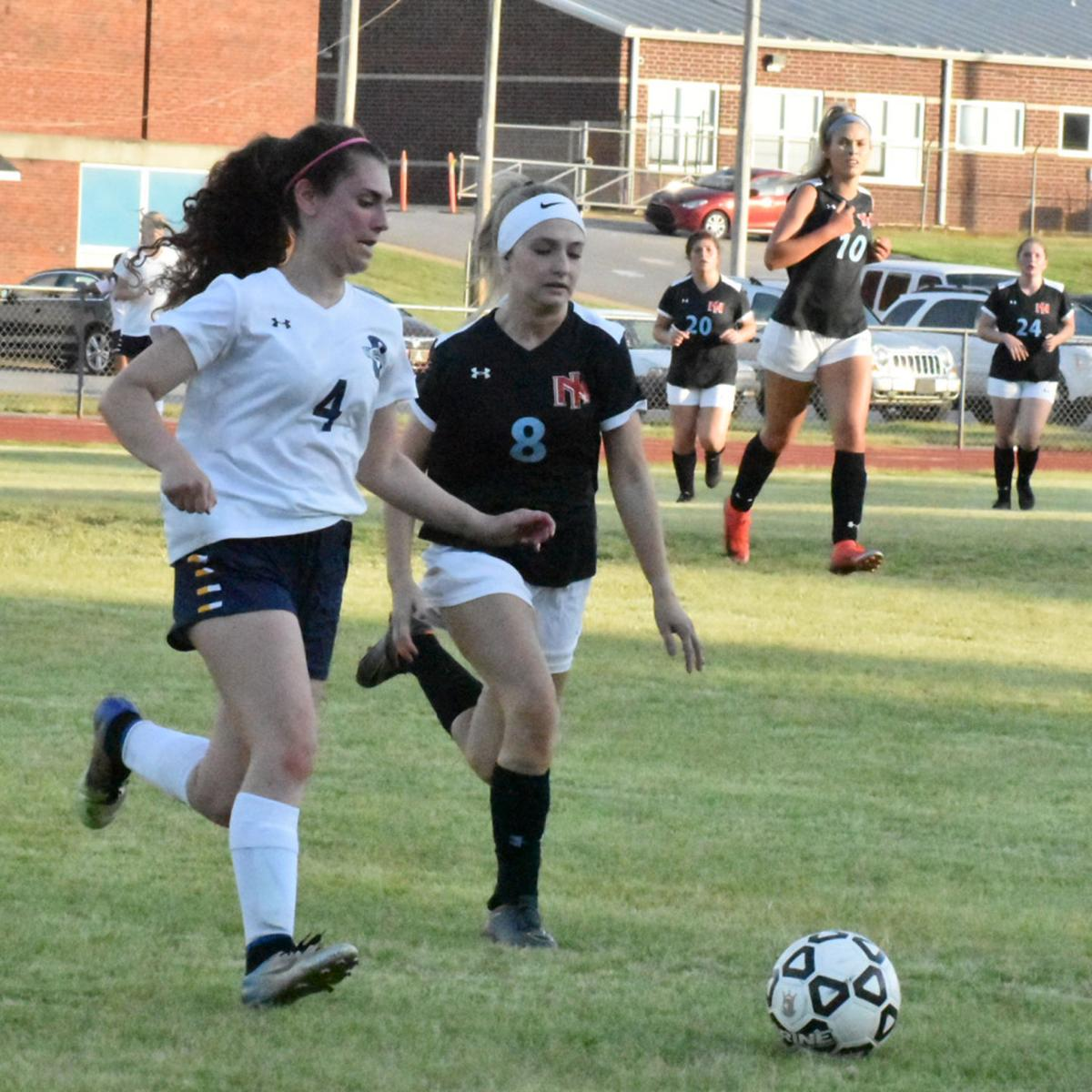 South Iredell-North Iredell girls soccer 2