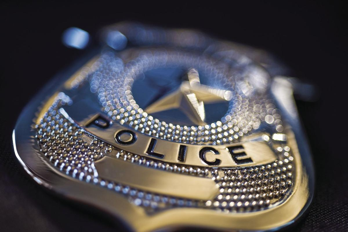 Metro police badge generic