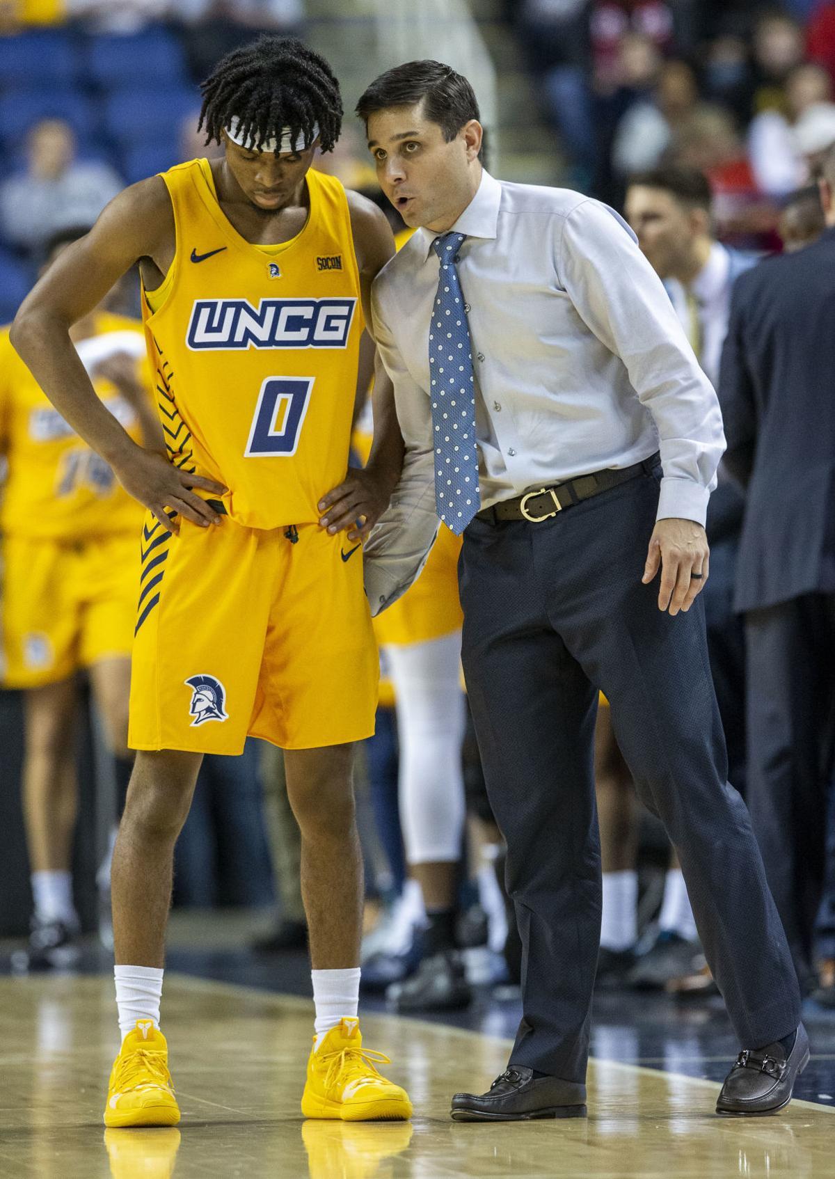 UNCG Mens Basketball (copy)