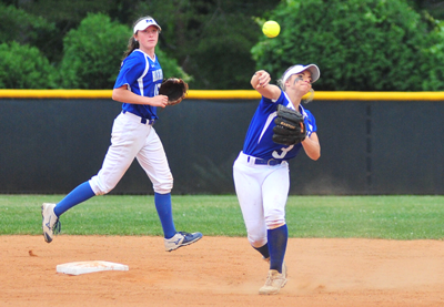Mooresville-South Caldwell softball Game 2