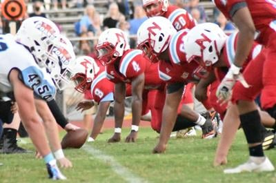 North Iredell football