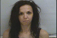 Marion woman found with 4 ¾ lbs of meth, $42.5K in cash
