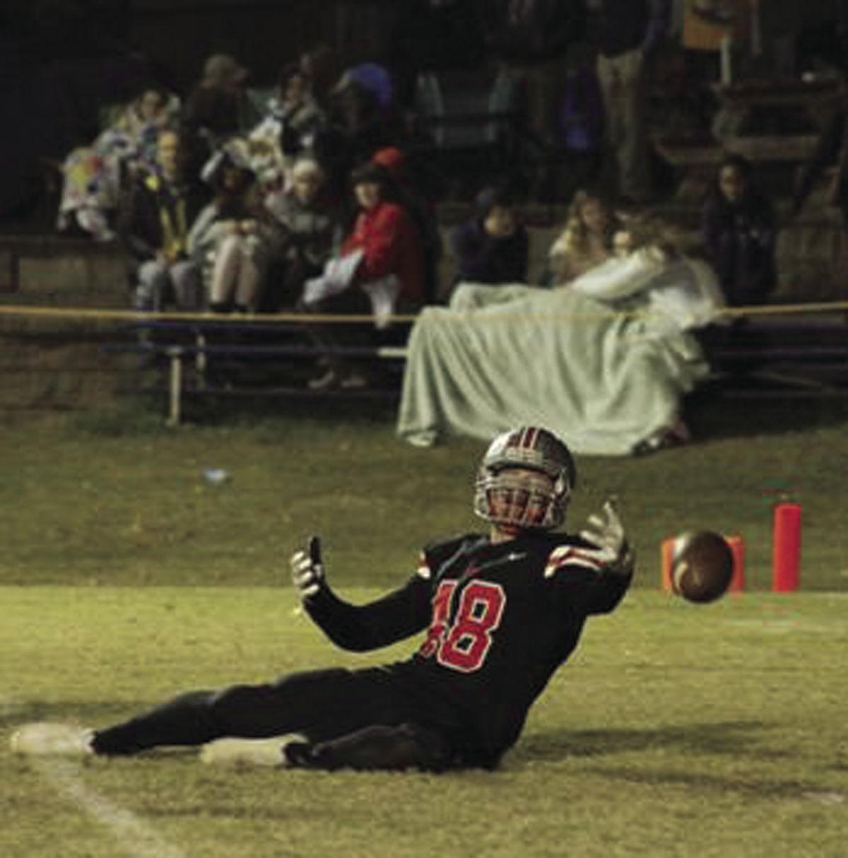 HIGH SCHOOL FOOTBALL: Sutton field goal gives Statesville